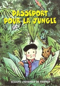 Le Passeport pour la Jungle, Laetitia Zink, 2000, SUF